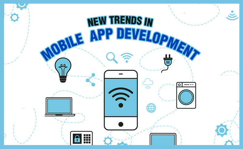New trends in mobile app development