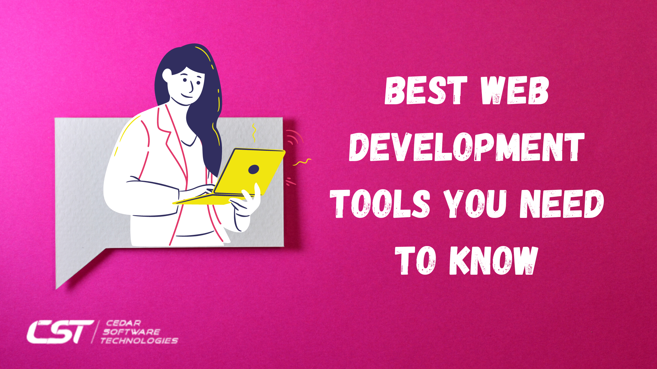 Best web development tools you need to know