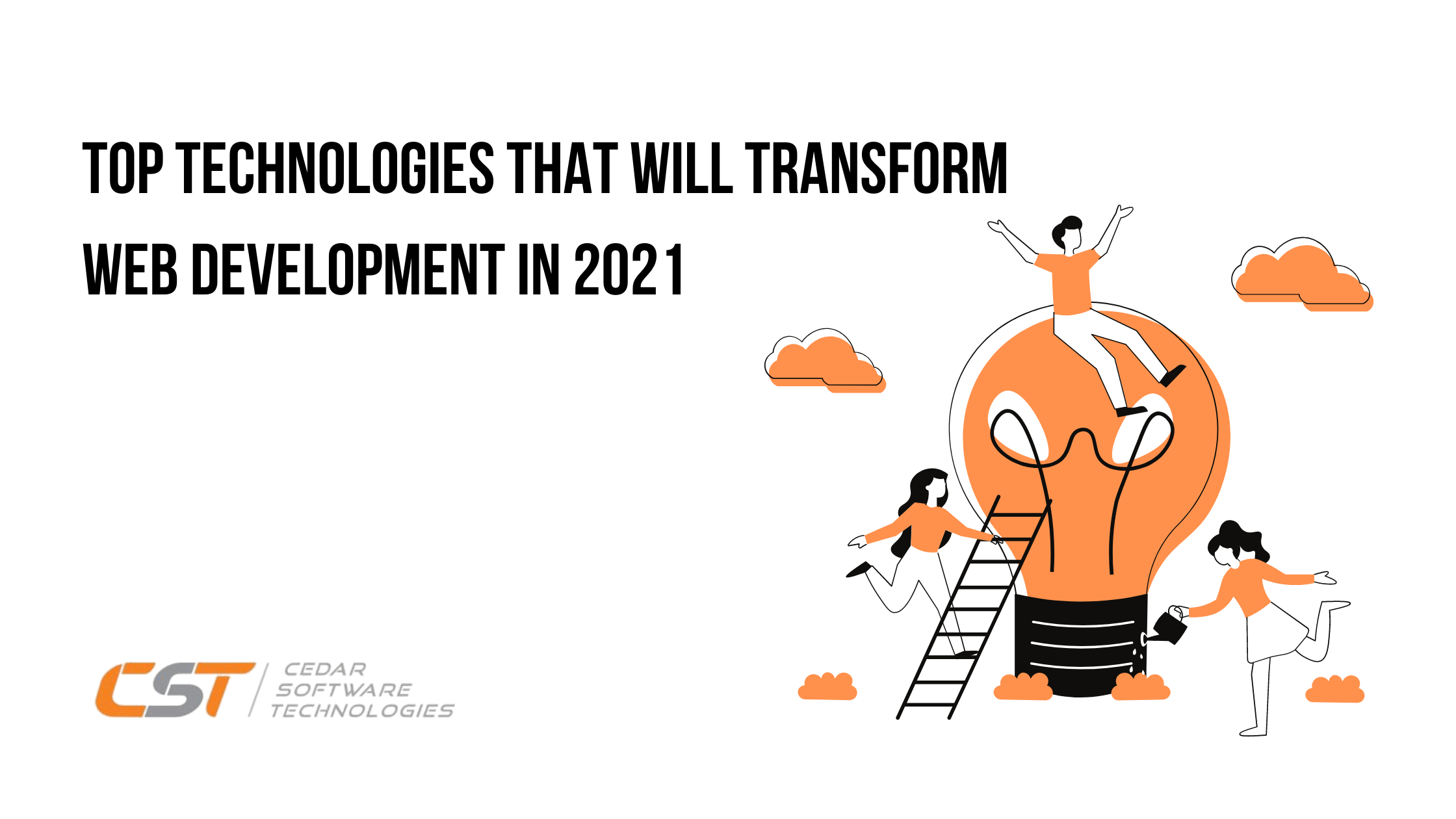 Top technologies that will transform web development in 2021