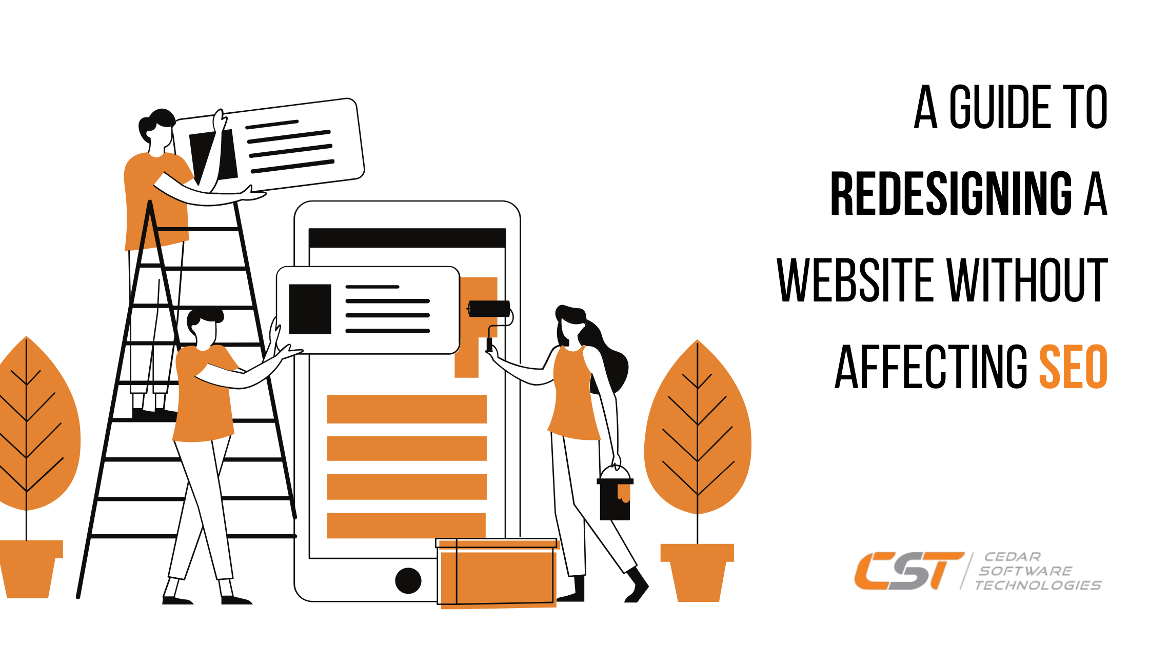 A guide to redesigning a website without affecting SEO