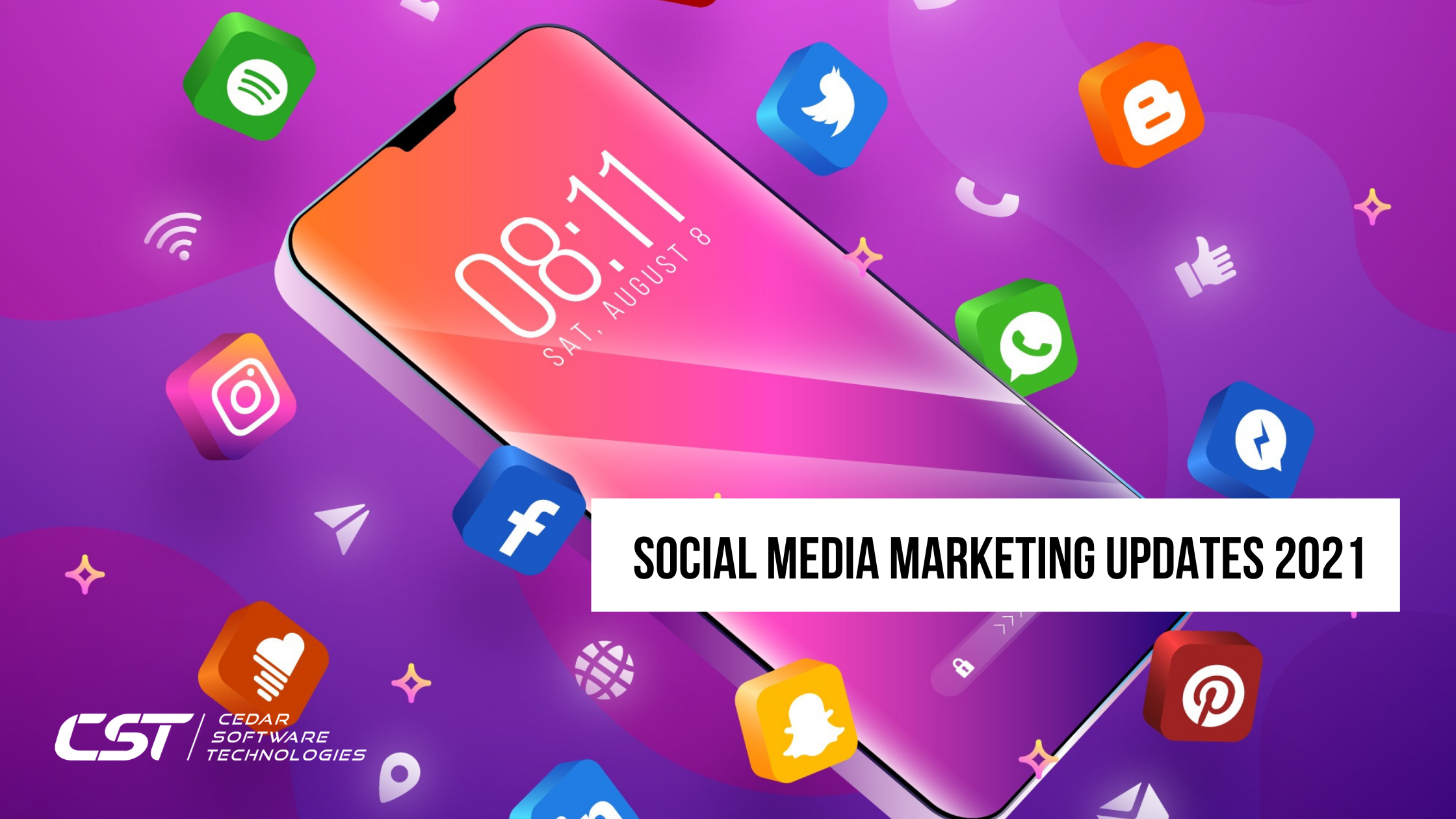 Social Media Marketing Updates 2021