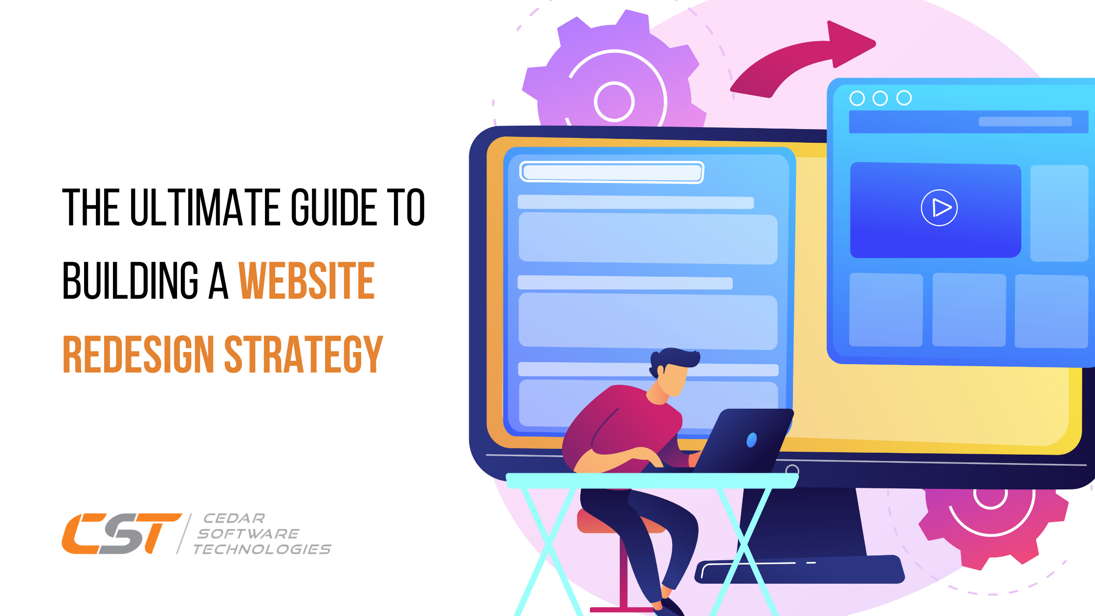 The Ultimate Guide to building a Website Redesign Strategy