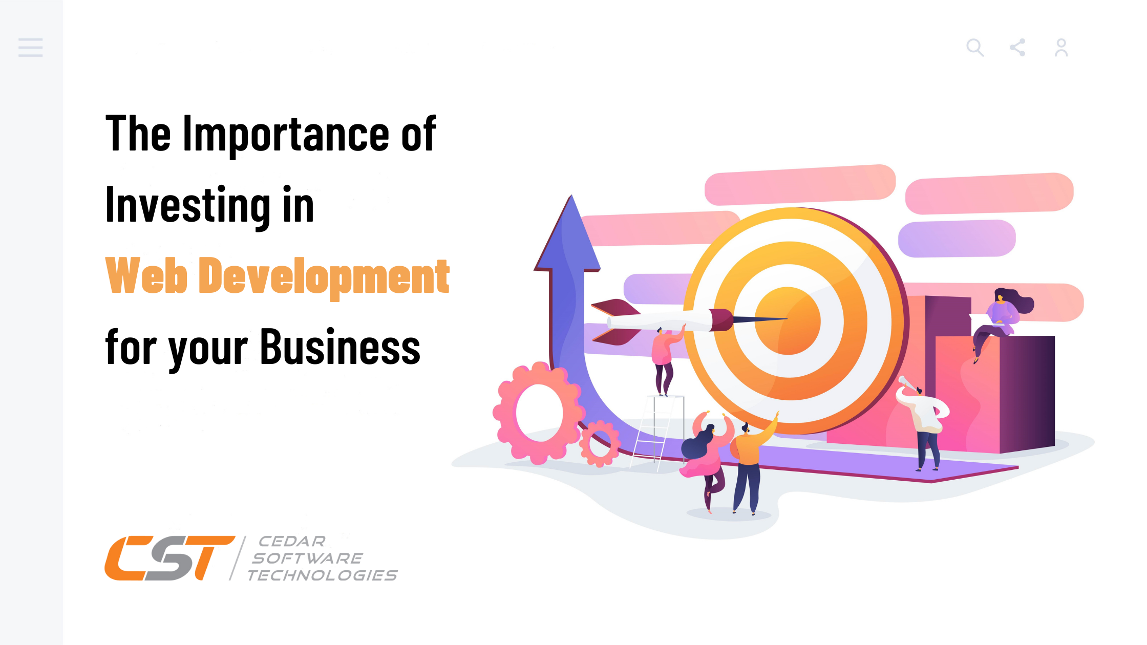The Importance of investing in Web Development for your Business